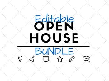 Perfect for Middle/High School Teachers!Make this year's Open House Night stress-free with this Open House Bundle!Bundle includes:-Editable, beautifully designed brochure-Editable sign-in sheet, with space for parents' email addresses-Printable welcome sign #teacher #openhouse #highschool #middleschool #backtoschool #printable #editable #bundle #education #school