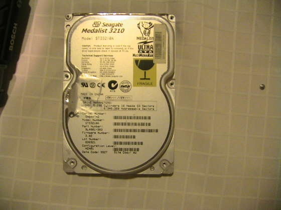 how to wipe a hard drive with magnet