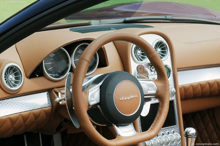 2013 Spyker B6 Venator Spyder Concept Image