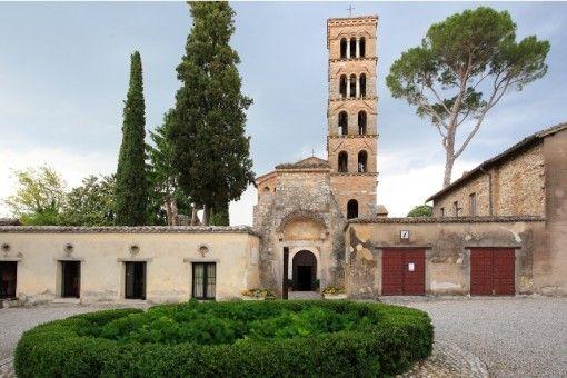 Torri in Sabina - chiesa di Santa Maria in Vescovio
