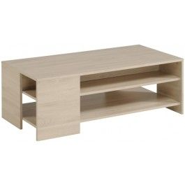 Parisot Warren Coffee Table - Sesame Oak
