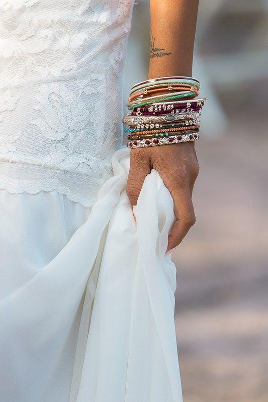 bracelets indien et mariage bouddhiste