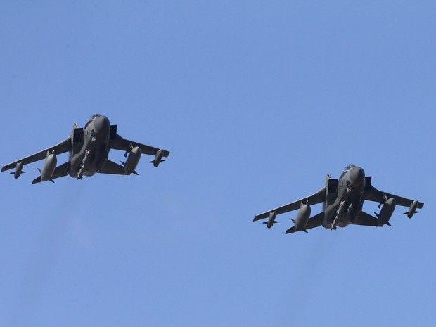 Cazas británicos atacaron campo de petróleo del Estado Islámico en Siria | Radio Panamericana