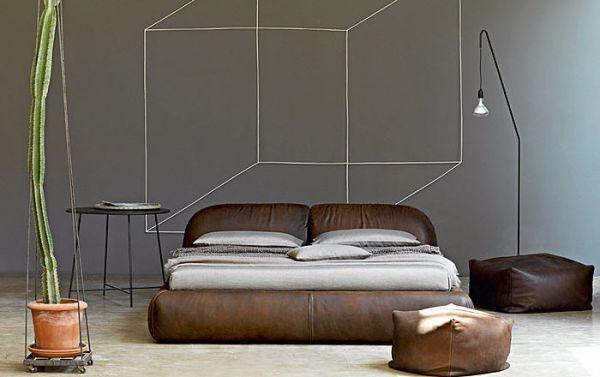 Letto Piumotto - design B. Studio - Marco Boga - Cinova