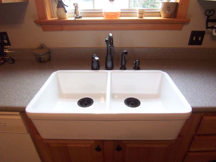 Laminate Countertop Sink Options : Farmhouse Sink With Laminate Countertop Farmhouse Sink