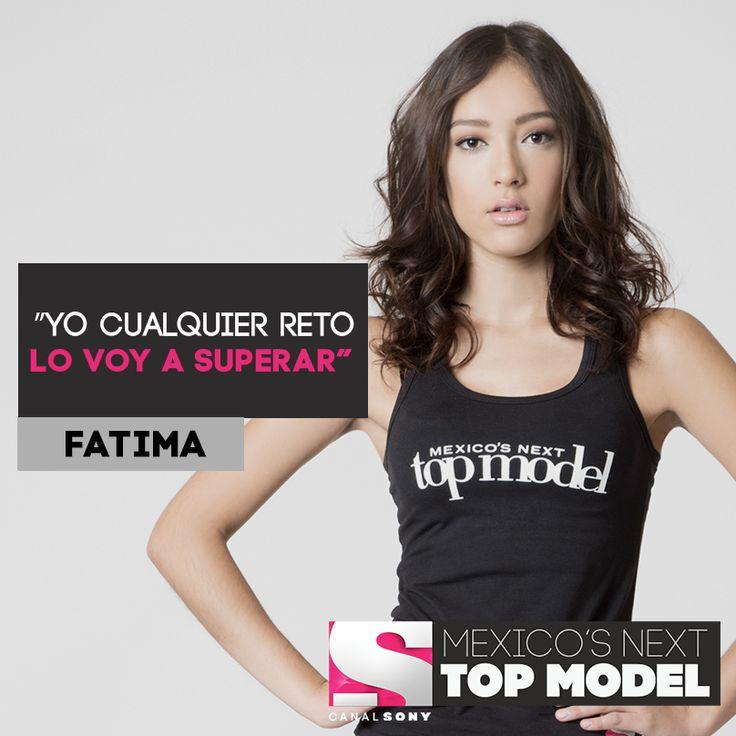 Mexico's Next Top Model 5 - Fatima