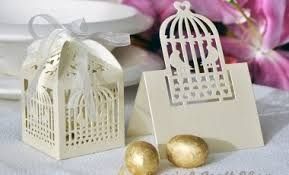 birdcage favour boxes - Google Search