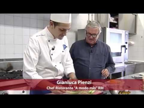 Baccalà Cotto a Bassa Temperatura - Gianluca Pienzi - YouTube