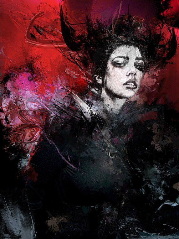 - Illustrations by RUSS MILLS  <3 <3