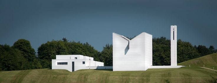 Enghøj kirke | Henning Larsen | 1993 - 1994