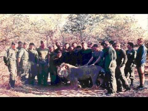 South African Defense Force - YouTube