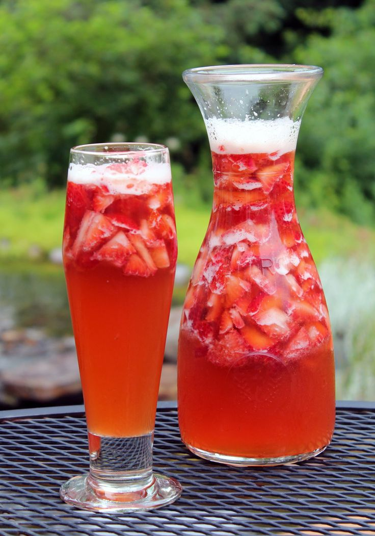 Strawberry Beer Lemonade