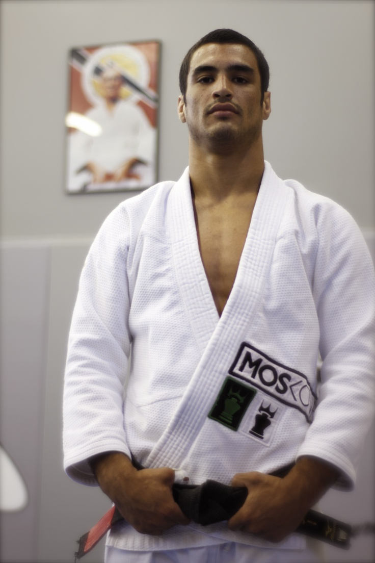 Ice Cream Kron Gracie Cool Under Pressure | MMA/Jiu-jitsu ...