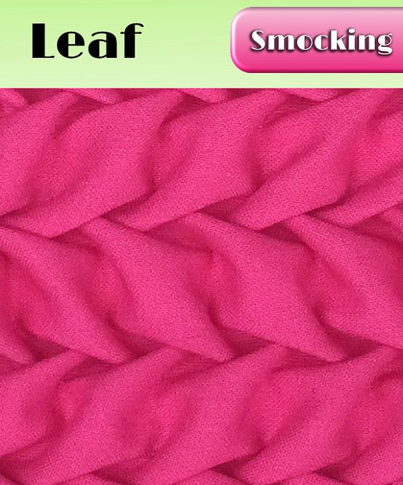 Smocking patterns for $1.49 each!