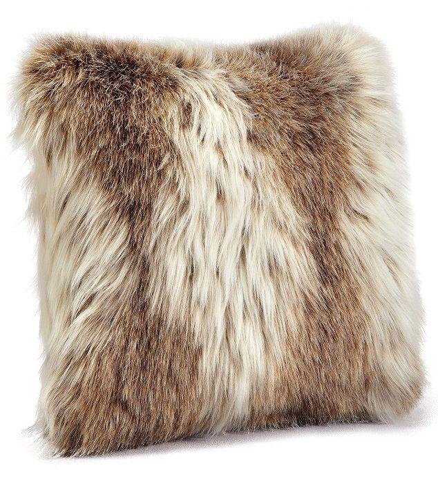Fur Pillows, Fur Pillow, Pillow Cases, Pillow Covers, Throw Pillows, Pillows
