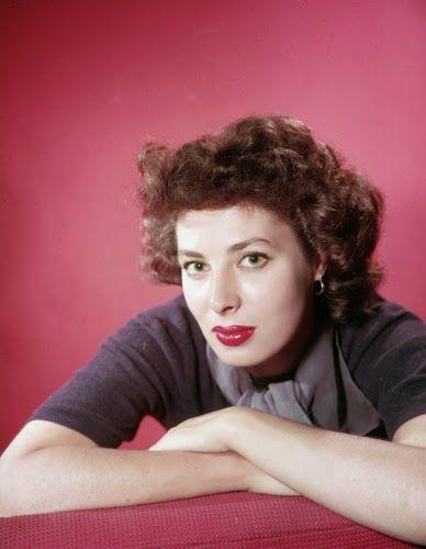 Vintage Glamour Girls: Rita Gam