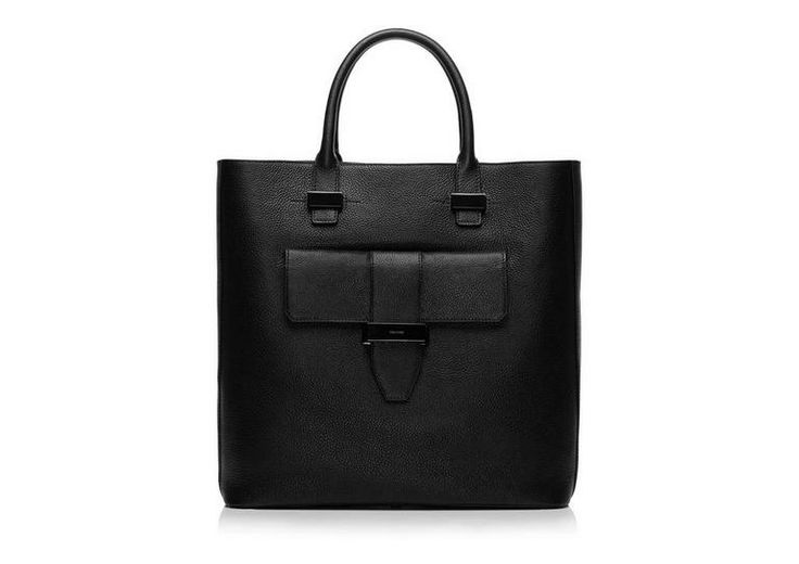 Tom Ford Chelsea Leather Tote
