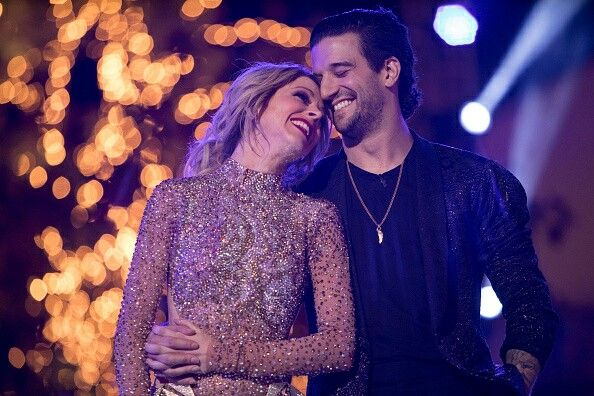 Lindsey and Mark #TeamSTARK #Dwts #Finale