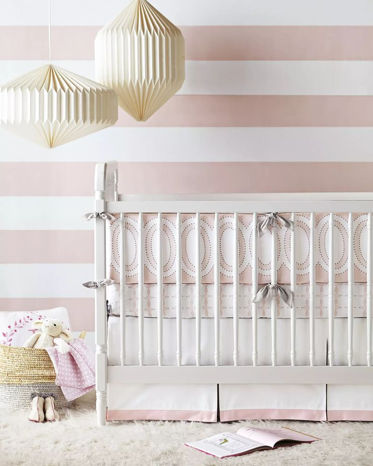 17 best images about nursery ideas inspiration on for Serena and lily baby girl bedding