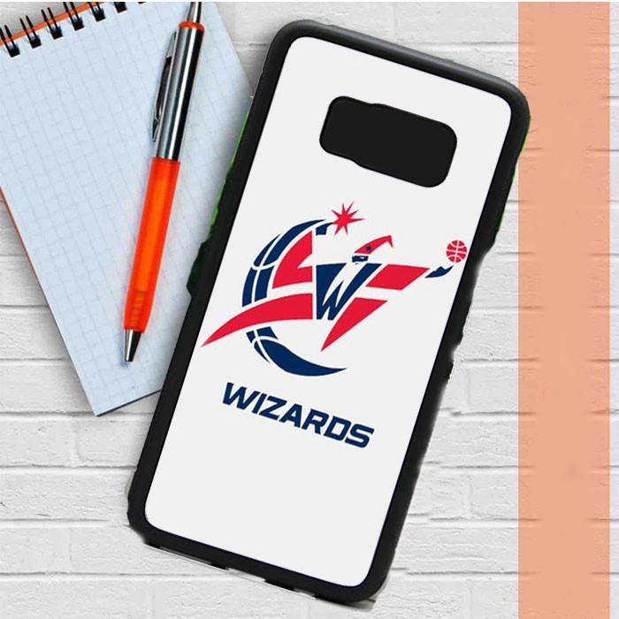 Washington Wizards White Samsung Galaxy S8 Case Dewantary