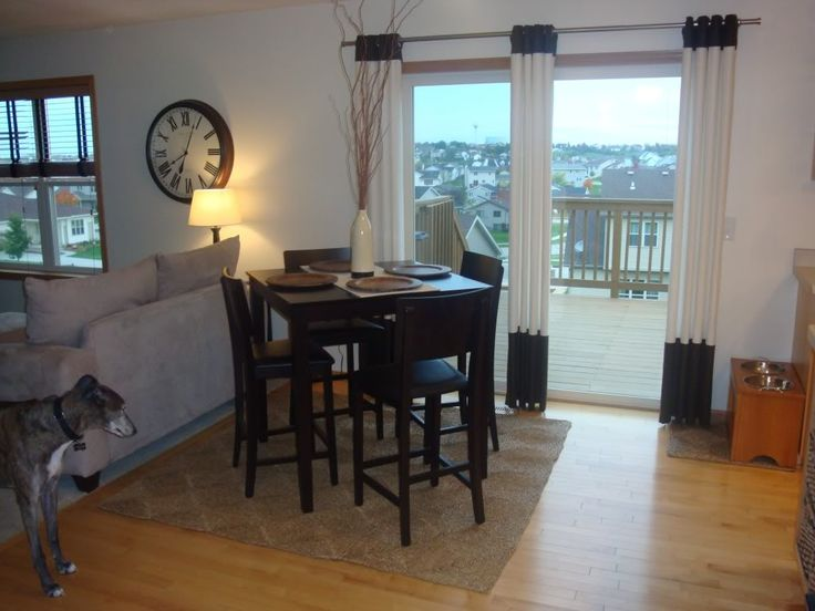 54 best images about window coverings on pinterest - Curtains for sliding glass doors in bedroom ...