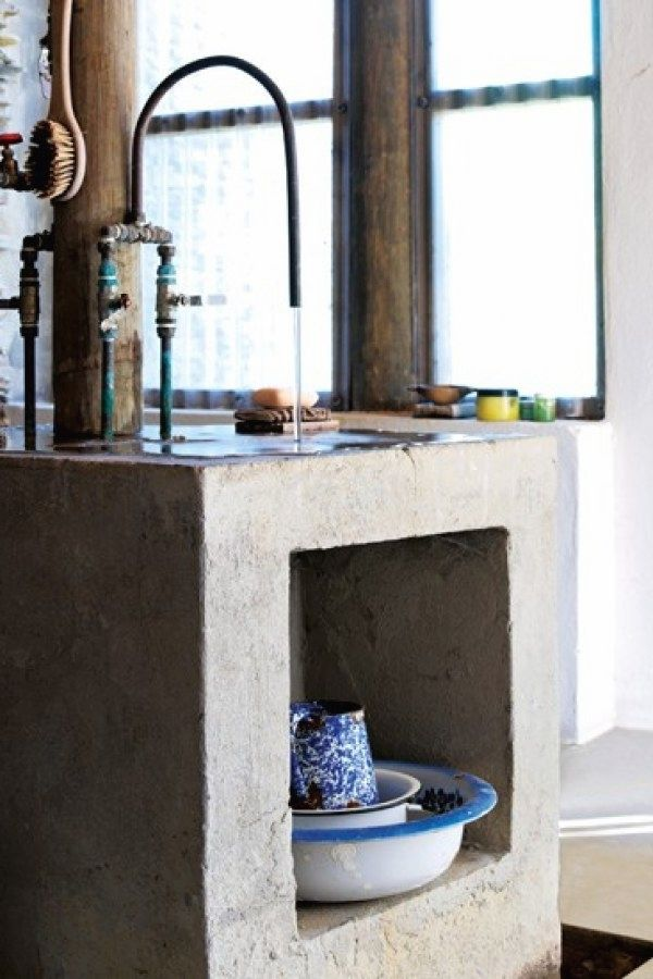 12 Beautiful Industrial Style Bathroom Renovation Designs To