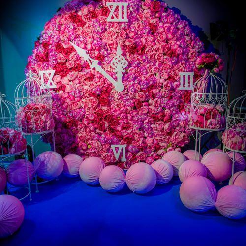 гигантские бусы в свадебном декоре - Поиск в Google