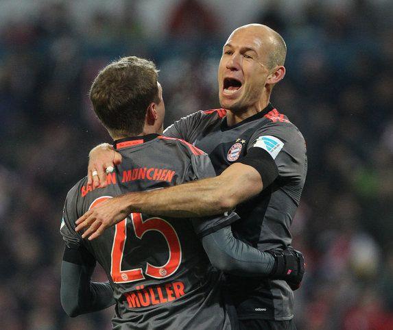 Bundesliga: Bilder des 13. Spieltags          | Sport1 Bildergalerie