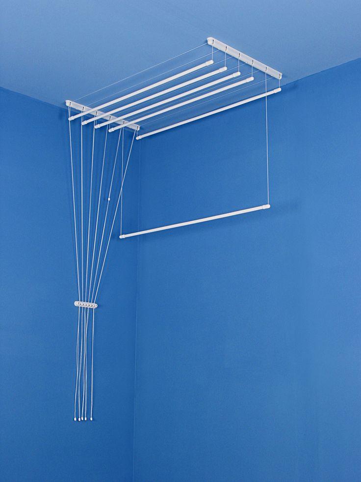 les 25 meilleures id es de la cat gorie etendoir plafond. Black Bedroom Furniture Sets. Home Design Ideas