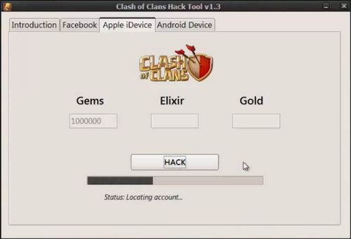 Clash Of Clans Hack Tool No Survey