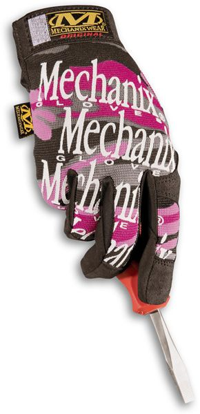 Mechanix Wear Original Womens Glove Pink Camo