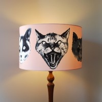 zombie-cat-lampshade-lit-up