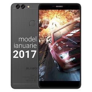 """Telefon Mobil Bluboo DUAL, Dual SIM 4G, 5.5"""" FHD SHARP, 4core 1.5 GHz, 2GB + 16GB, Sony 13 MPx, Dual Camera, Touch ID, Android 6.0, Negru Smartphne-ul Bluboo DUAL, performanta superioara la pret mediu! Sony Dual Camera, finisaj PREMIUM din aliaj si procesor puternic. Vezi pret si review."""