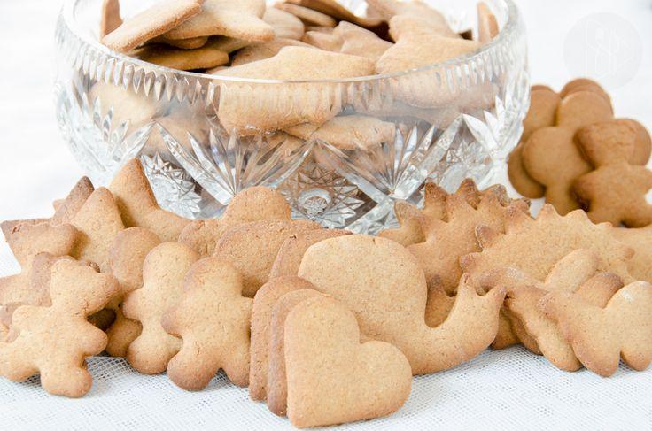 Coś słodkiego dla osób na diecie bezglutenowej, pierniczki bezglutenowe!Ciasteczka są bardzo delikatne i aromatyczne, przygotowane z dostępnych