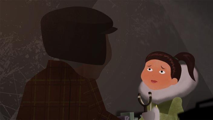 Norma's Story. This animated short film is a stylistic and lively story of the profound effect of climate change on the people and wildlife of the Arctic. Northern communities provide ...