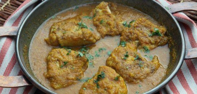 Тушеная курица в секретном карибском соусе – Вся Соль - кулинарный блог Ольги Баклановой