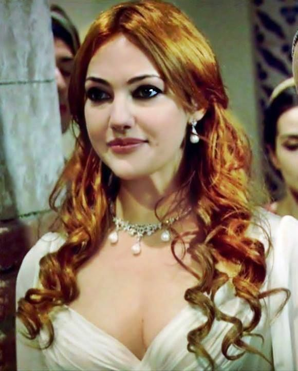 Hurrem from the first episodes - Hurrem Sultan Photo (36562267) - Fanpop