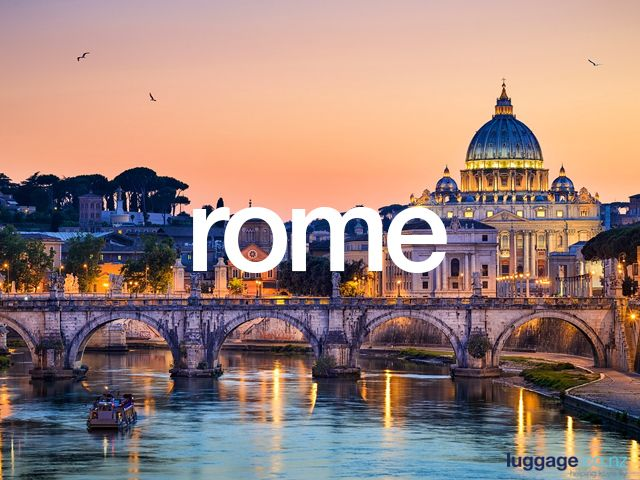 11. Visit Rome, Italy.