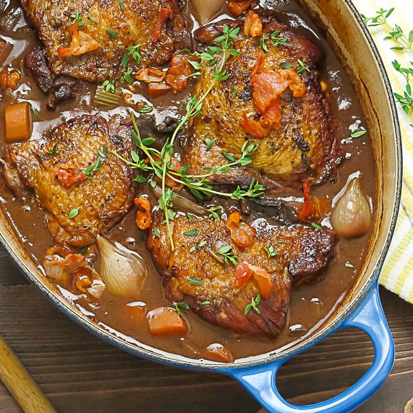 What are some French cuisine recipes?