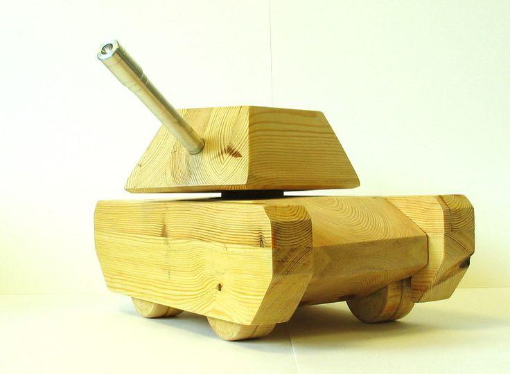 Картинки как сделать танк из дерева, надписями игорь губерман
