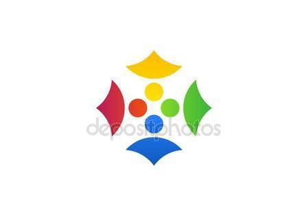 Team work logo, global team people connection symbol design, teamwork business vector icon template — Stock Vector © radekgibran #132791004 - http://depositphotos.com?ref=3904401 #teamwork #logo #group #symbol #icon #vector #design #unity #united #graphic #colorful #team #friend #together #leadership #connection #join #illustration #stock #global