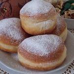 Польские пончики Paczki