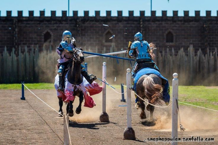 Knights, maidens, dragons and wizards are all anxiously awaiting the end of Term 3 to welcome adventurers young and old intoKryal Castle! Don't miss the enthralling jousting matches, the mysterious maze, the Wizard's Workshop or the chance to take on the 'Kryal Castle Quest'!