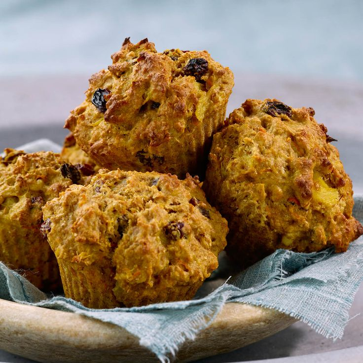 Pineapple Carrot Cake Whole Wheat Muffins