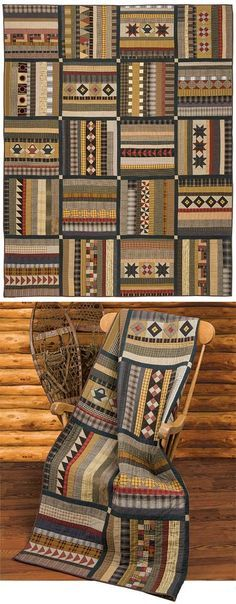 NAVAJO CODE TALKERS QUILT KIT- Product Details | Keepsake Quilting