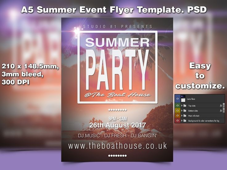 15 best Night Club Event Flyer Template Ideas images on Pinterest - coupon flyer template