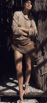 3 Чувственные мод Редакционные | художественные выставки - Женская мода & Образ жизни Новости От Анны Carversville