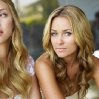Still of Lauren Conrad and Whitney Port in The Hills