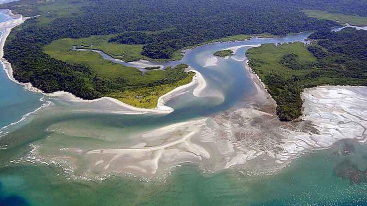 #kevelair Ambientalistas preocupados Parque Nacional de Coiba en Panamá #kevelairamerica