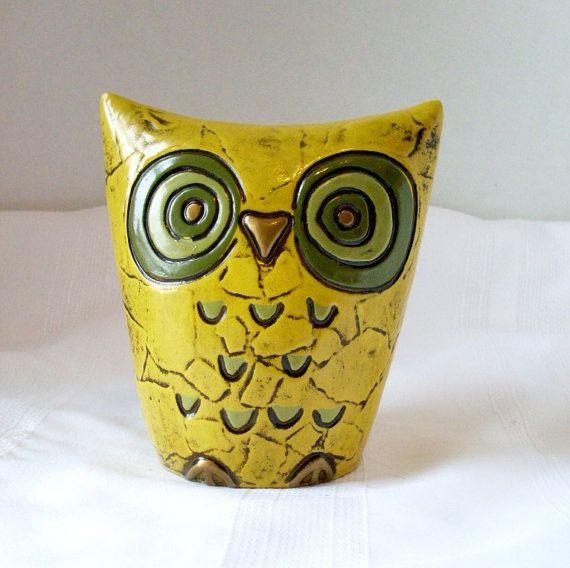 45 best piggy banks images on pinterest piggy banks for Diy paper mache owl